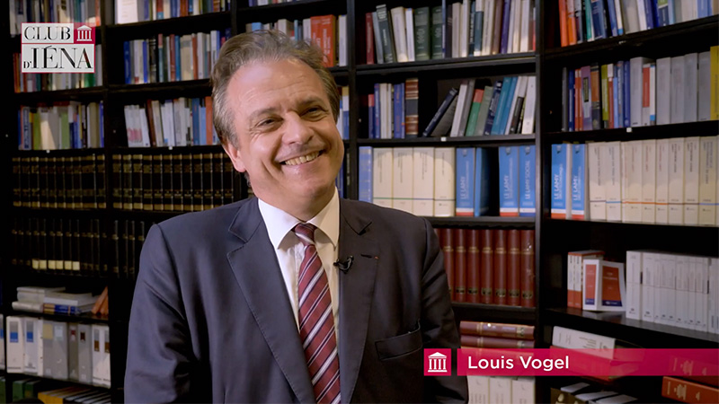 CLub D'Iéna - Interview de Louis Vogel - 18 juin 2019