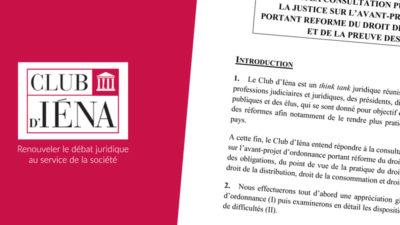 Club D'Iéna - Presse & publications