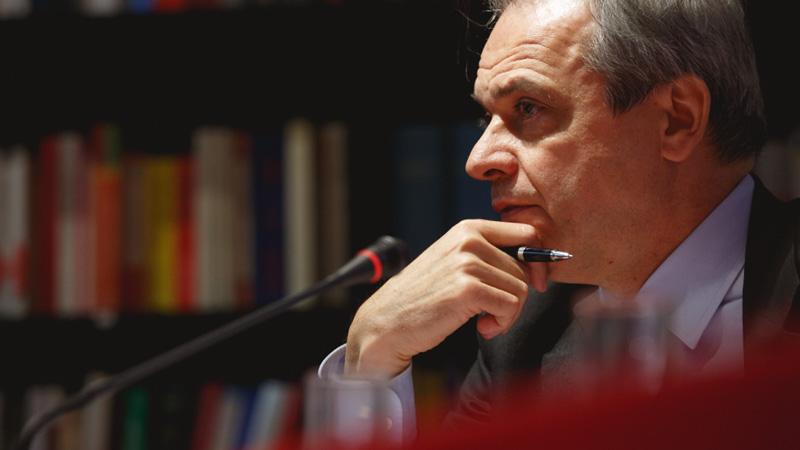 Débat du club Iéna - Frédéric Pechenard