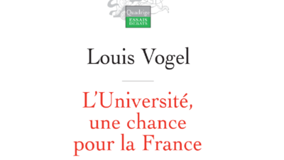 L'université, une chance pour la France