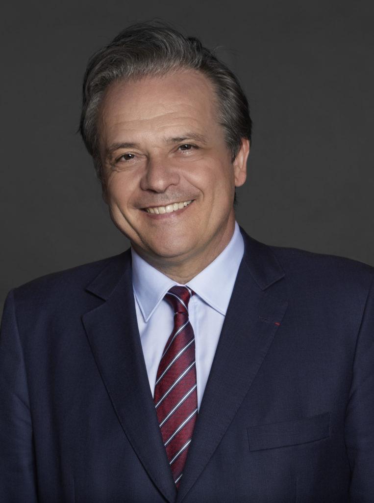 Louis Vogel • President du Club d'Iena