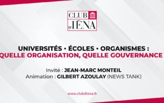 club d'Iéna - organisation - gouvernance - vogel